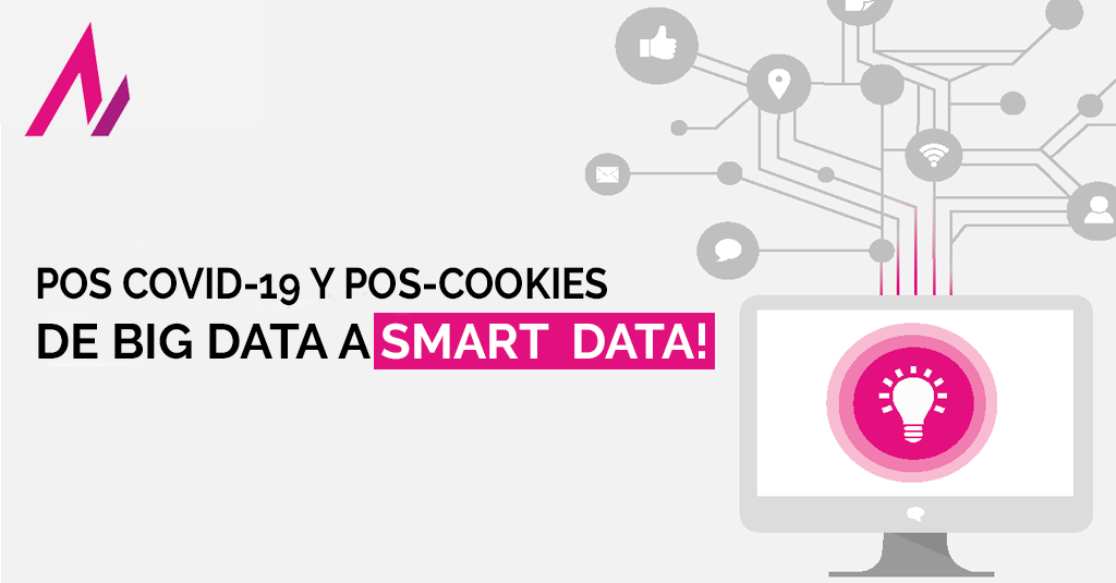 De Big data a Smart data era pos covid19